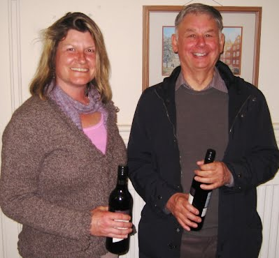 Karen Blacklock and John George